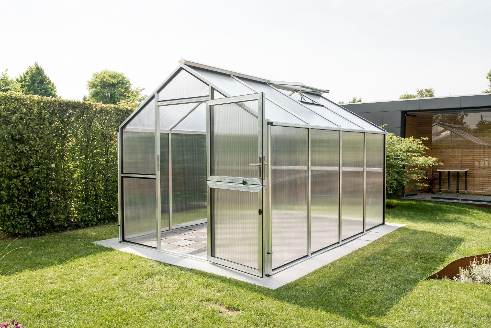 Gewächshaus Novum IV (HKP) - pressblank