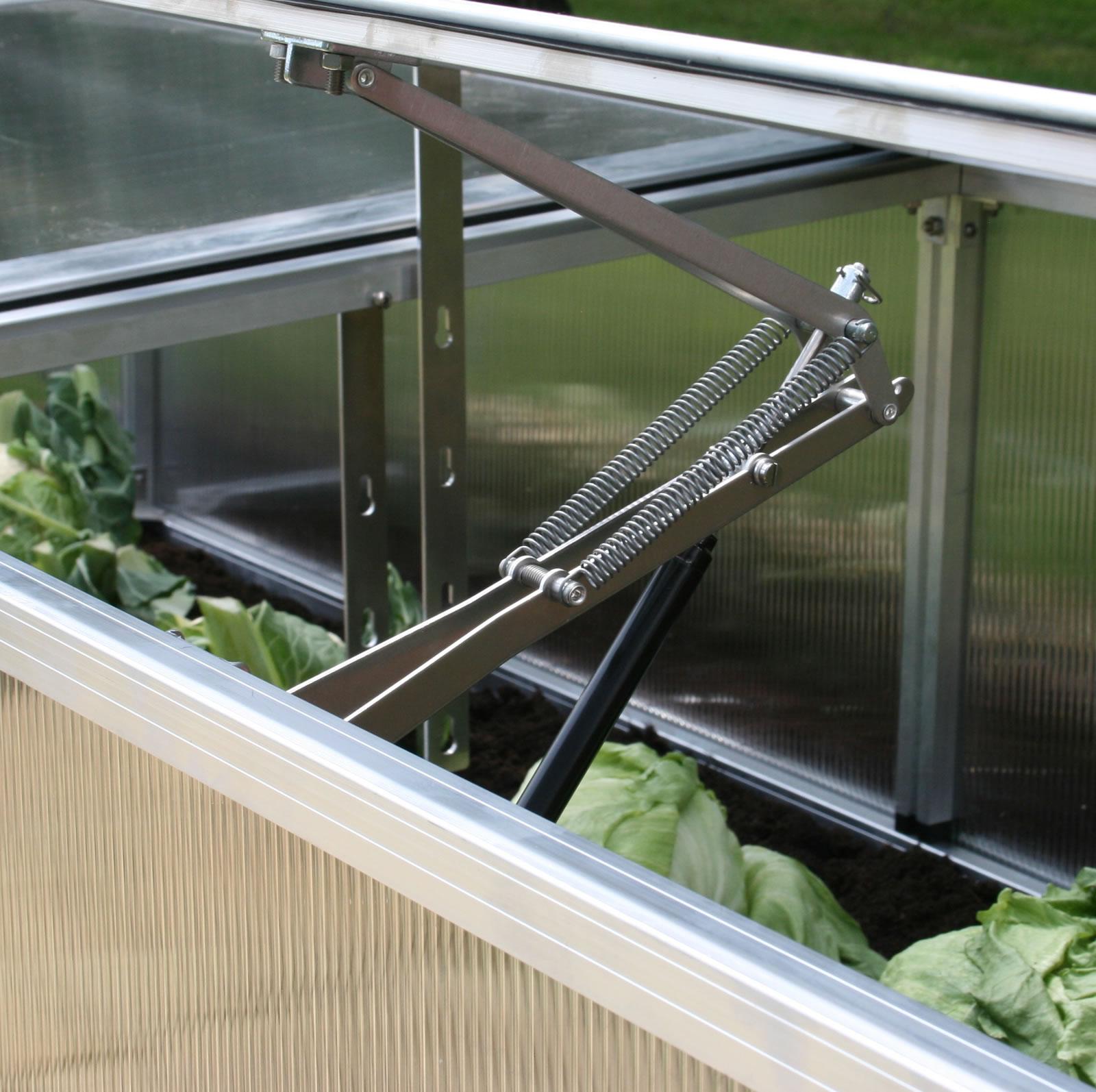 Automatischer Fensterheber für KGT-Frühbeete