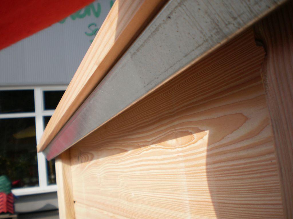 Schneckenkante für Woody 130
