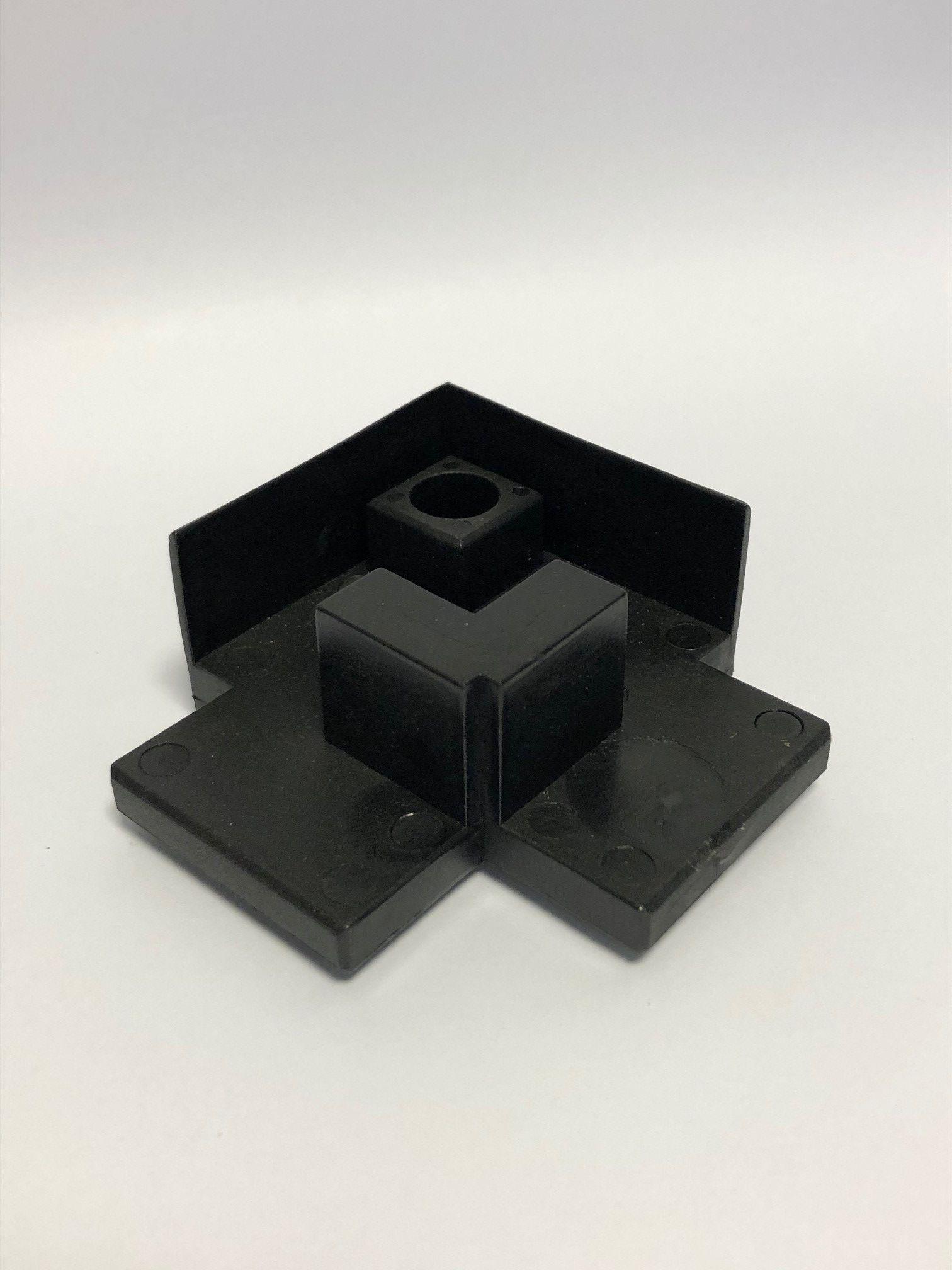 Eckverbinder - Bodenprofil 16 mm