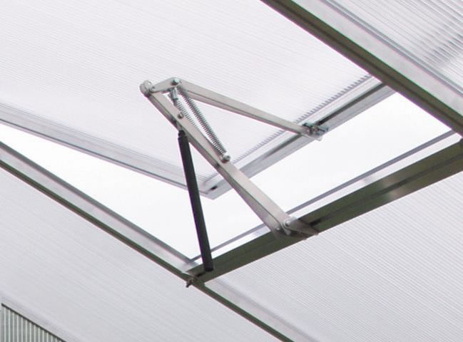 Automatischer Fensterheber (Unitherm) für Gewächshäuser